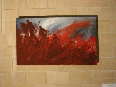 La guerre, Alexandre Lettnin